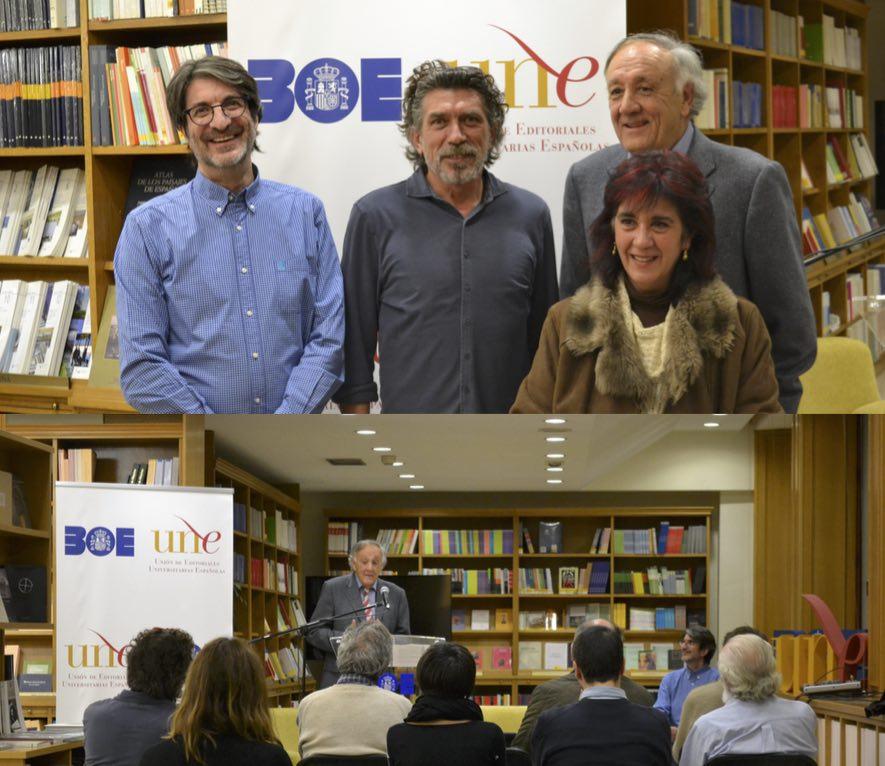 Presentación Los tornados y trombas marinas en España / A.F.