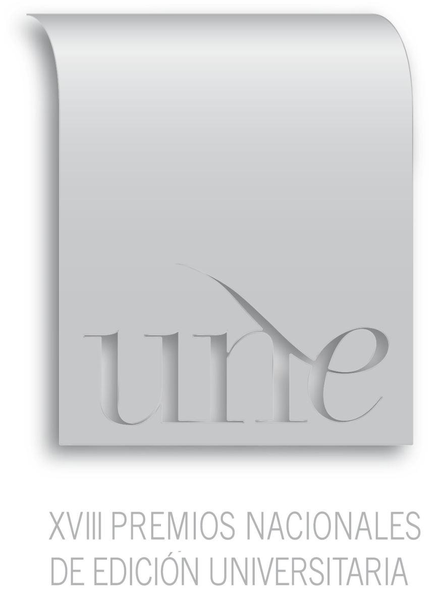Logo XVIII Premios Nacionales de Edición Universitaria