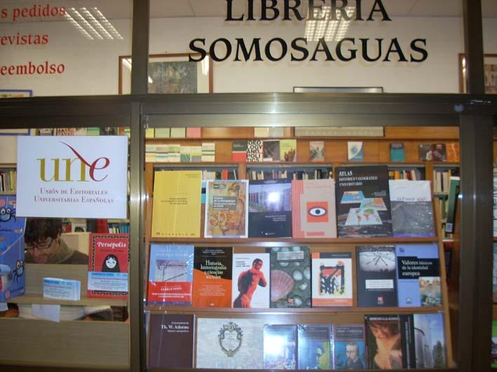 Une actividades campa a de promoci n de los libros publicados por las editoriales - Libreria universitaria madrid ...