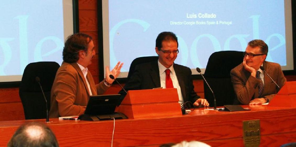 Firma acuerdo Universidad de Deusto y Google