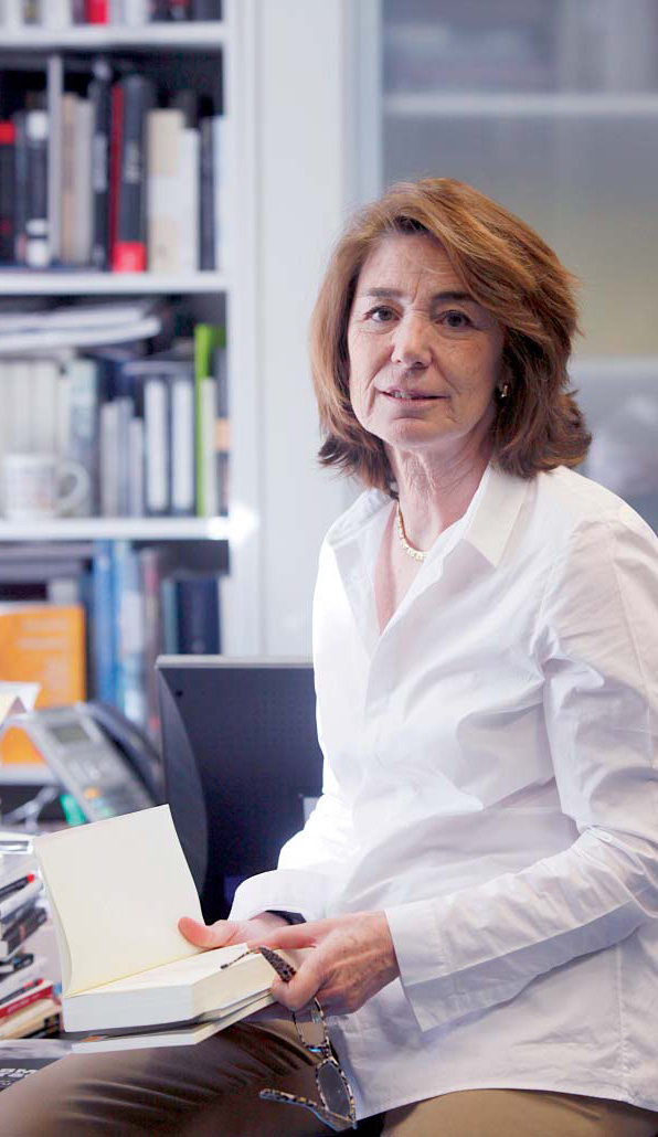 Blanca Barasátegui. Foto: Fernando Moreno