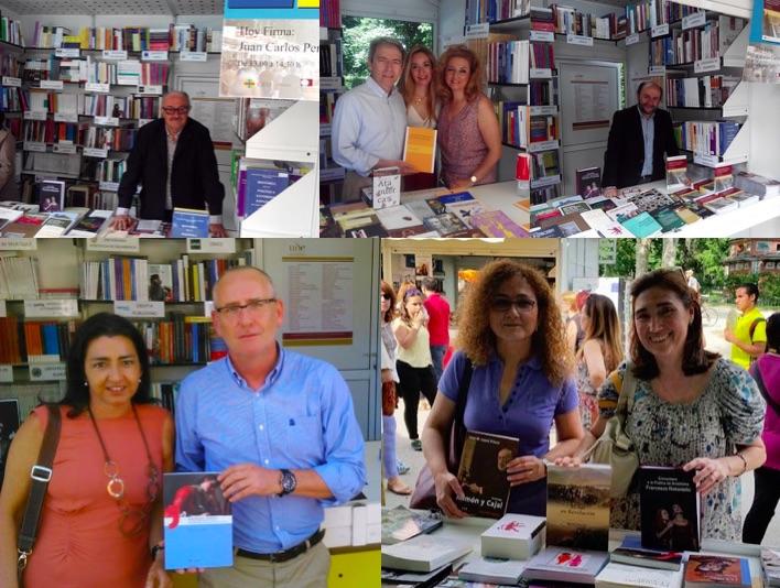 Autores y editores en la FLM2016