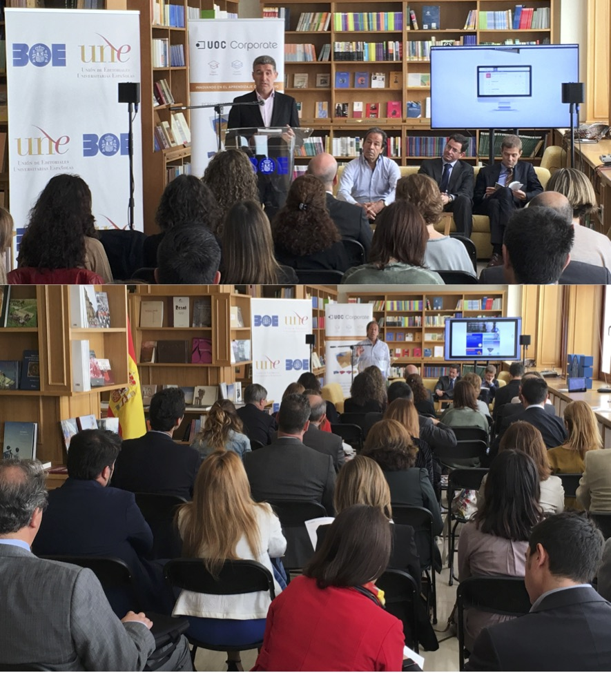 Presentación Universidades Corporativas / A.F.
