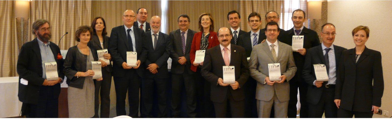 Premios Nacionales de Edición Universitaria 2011. Foto: Rosa de Bustos