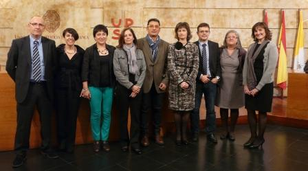 Junta Directiva de la UNE 2012-2014
