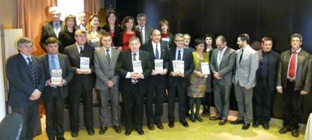 Premiados UNE 2012