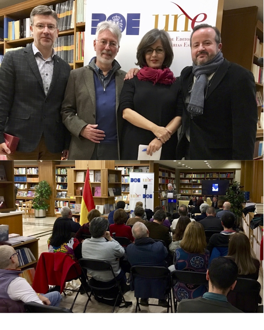 """Presentación """"Manual de Dramaturgia"""" / Alejandro Fernández"""