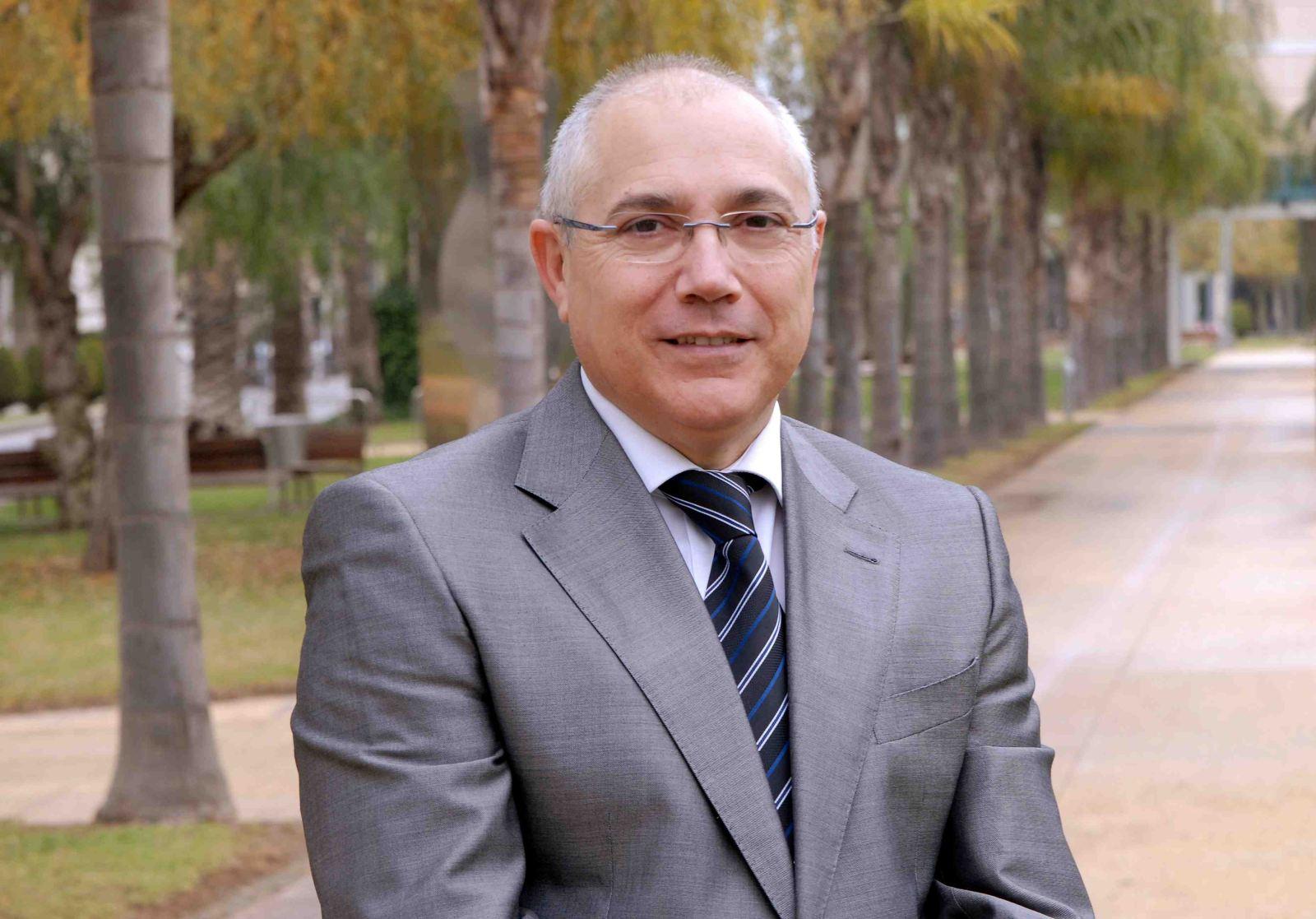 Juan Juliá Igual, rector UPV