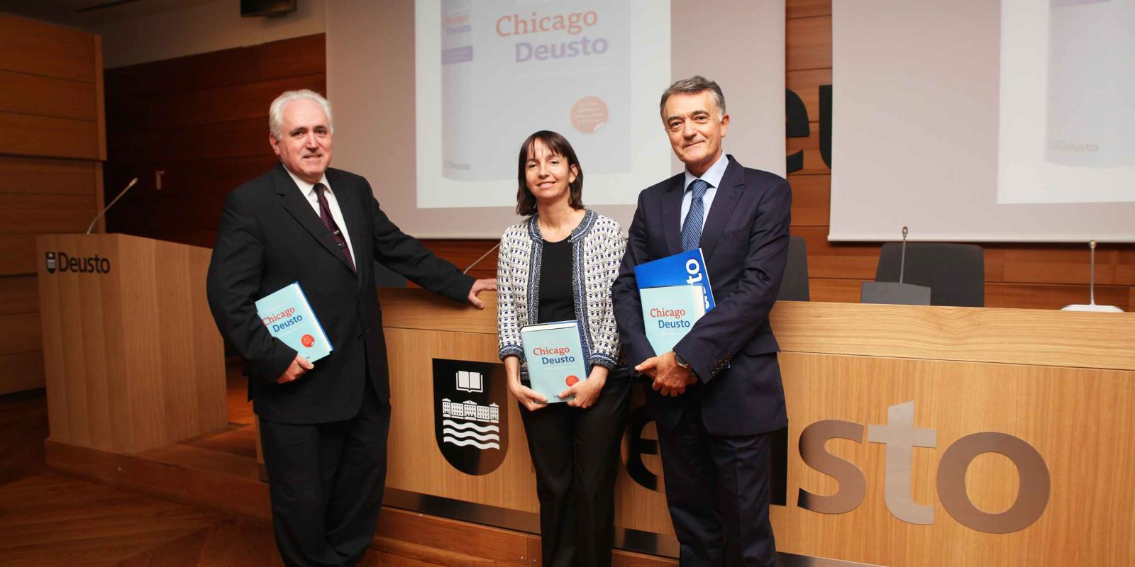 La Universidad presenta su Manual de Estilo Deusto Chicago