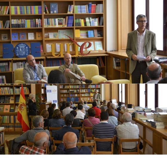"""Presentación """"Escrituras, Lengua y Cultura en el Antiguo Egipto"""" / Alejandro Fernández"""