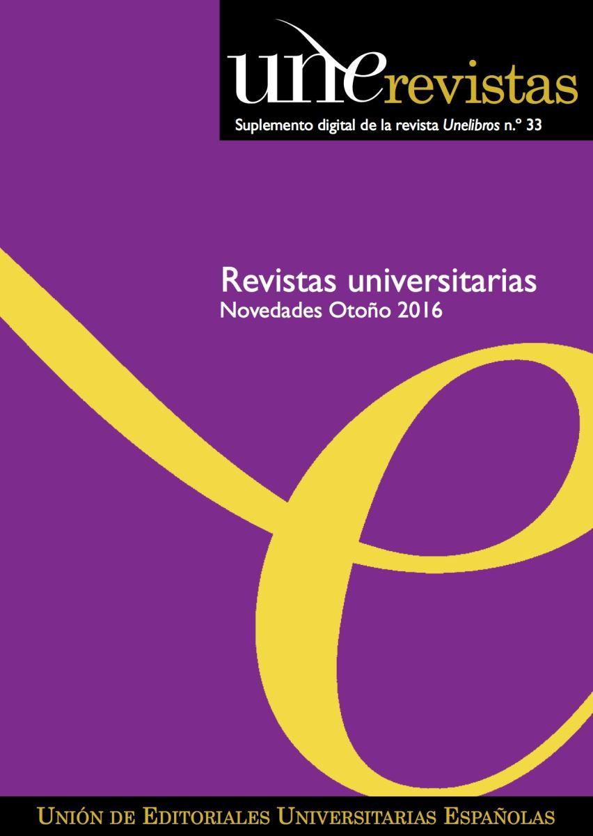 Unerevistas Otoño 2016