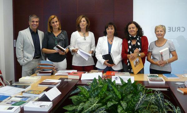 Jurado de los Premios Nacionales de Edición Universitaria 2011
