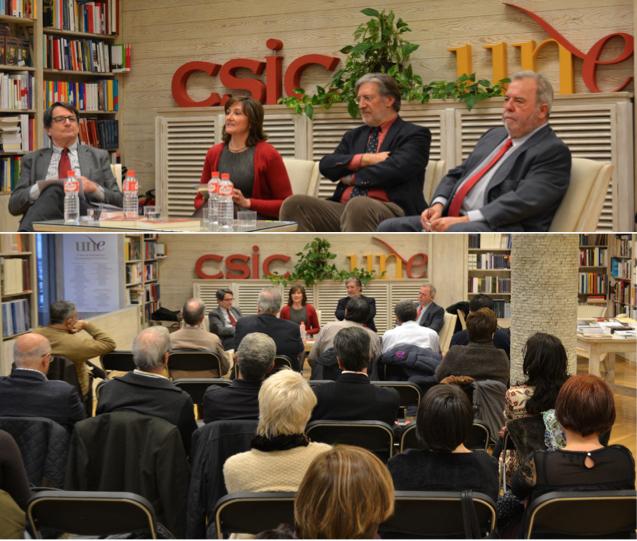 Presentación libro Por un socialismo republicano / A.F.