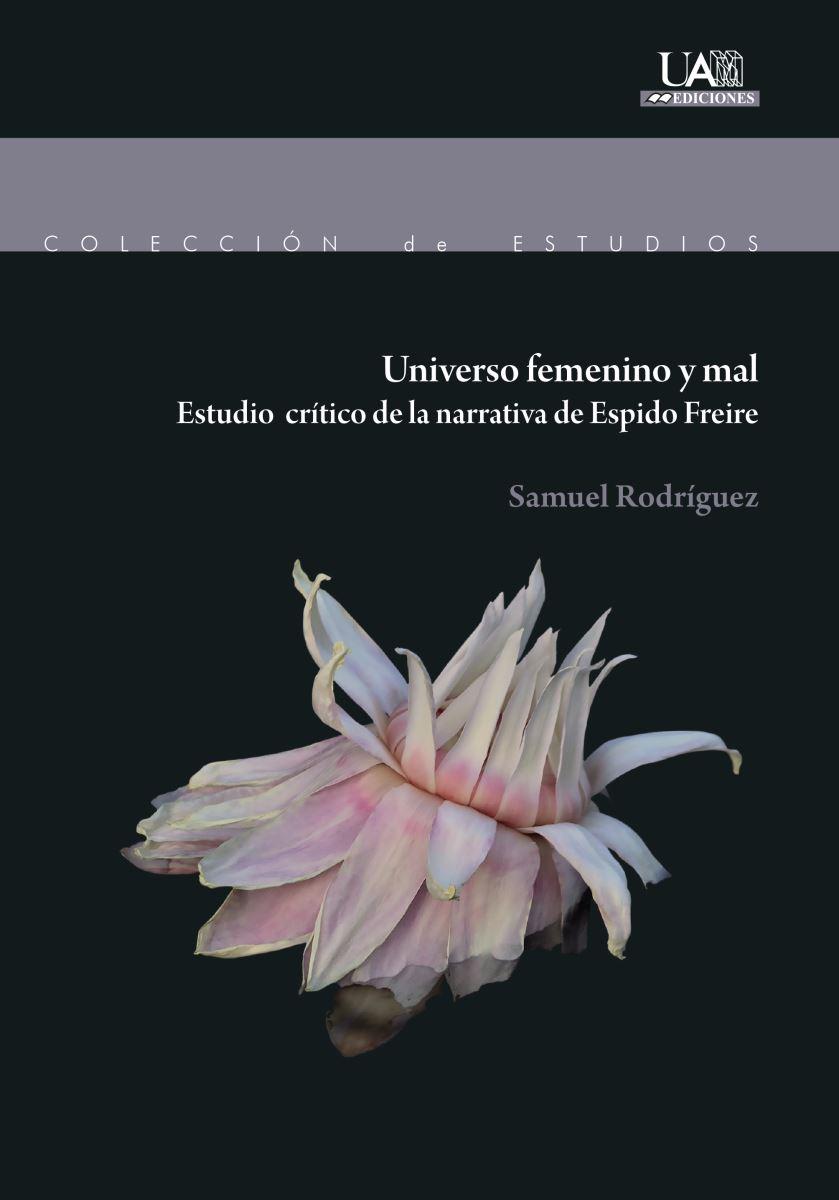 """Portada del libro """"Universo femenino y mal"""""""