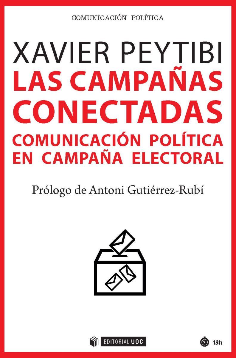 "Portada libro ""Campañas conectadas"" (Editorial UOC)"