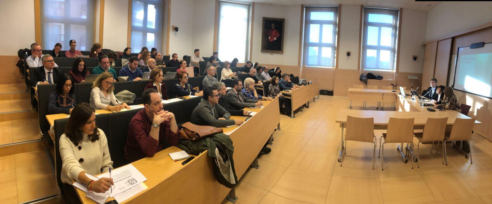 La UNE organiza una jornada para informar de la evolución de Unebook y el sello de calidad en ediciónacadémica CEA-APQ/ Rosa de Bustos