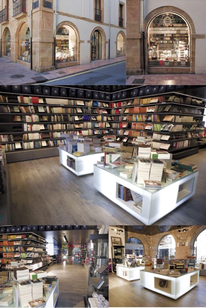 Imágenes de la Librería de la Universidad de Oviedo / Fotos Universidad de Oviedo