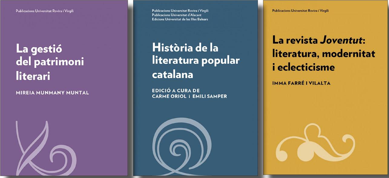 Colección Patrimoni Literari