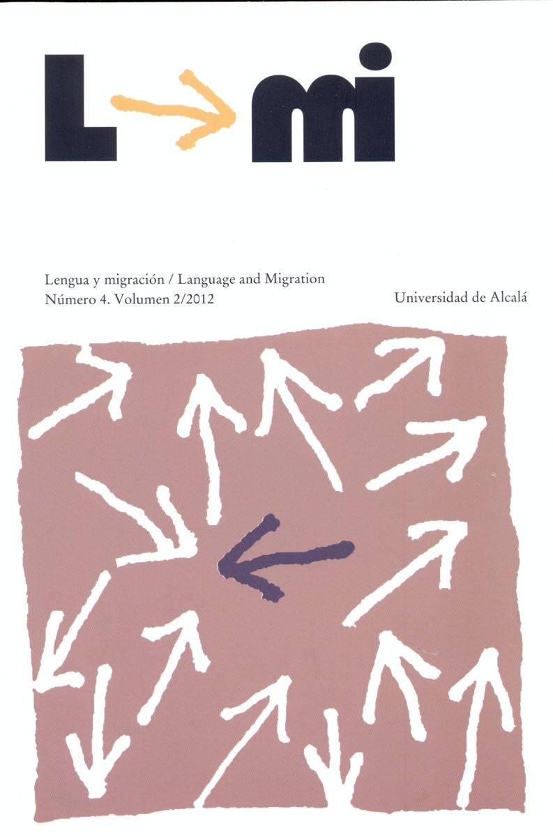 Lengua y migración/ Language and Migration. Número 4. Volumen 2/2012